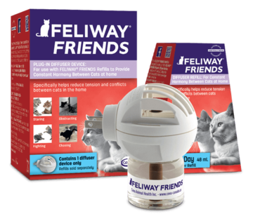 FELIWAY <em>FRIENDS</em> Diffuser and Refill